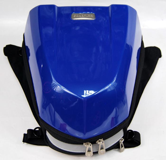 UGLYBROS Tail Bag blue 3