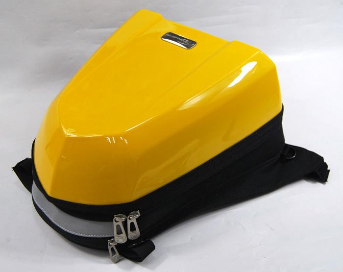 UGLYBROS Tail Bag Yellow 3