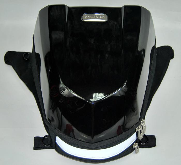 UGLYBROS Tail Bag Black