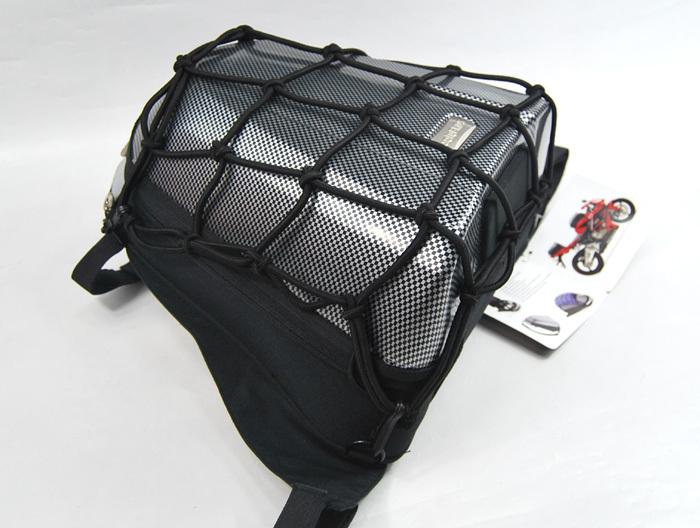 UGLYBROS Tail Bag check pattern 2
