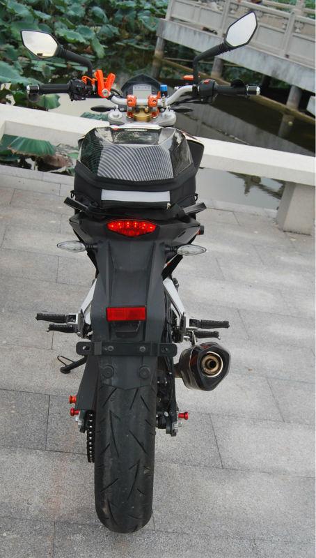 UGLYBROS Tail Bag Carbon 16