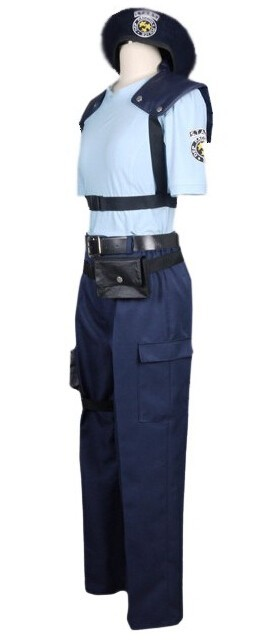 All items are custom-made and Handmade please provide your Following measurements when you place order  sc 1 st  DHgate.com & Resident Evil 1 Jill Valentine S.T.A.R.S. Uniform Cosplay Costume ...