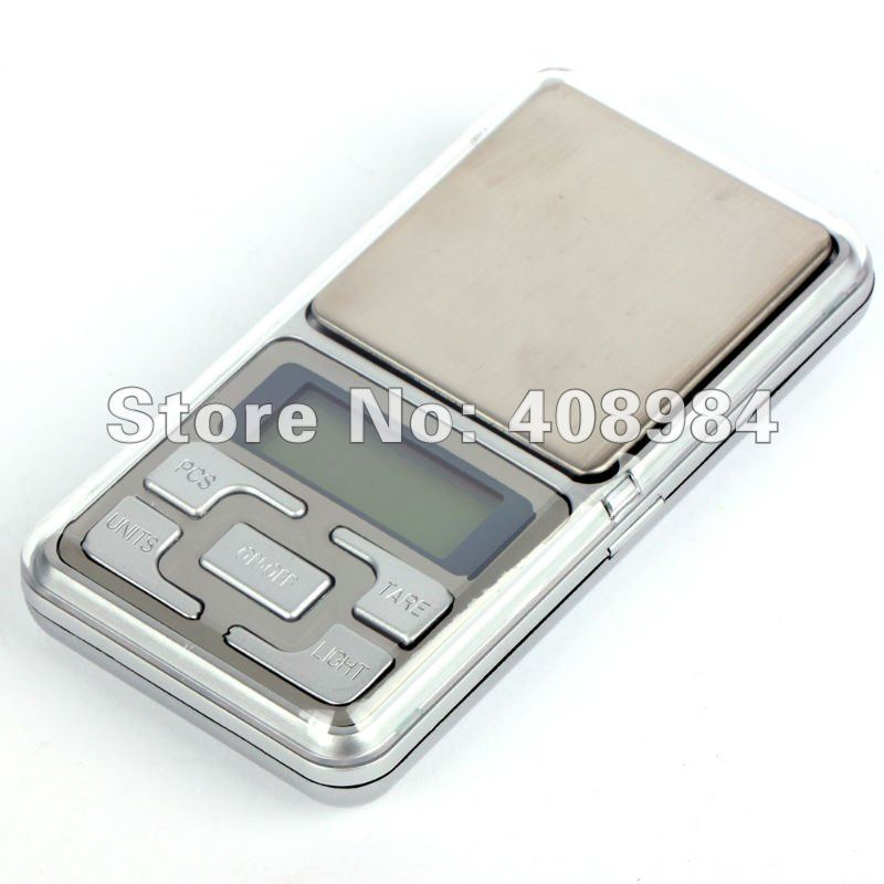 free shipping 500g / 0.1g Mini electronic Digital Scale