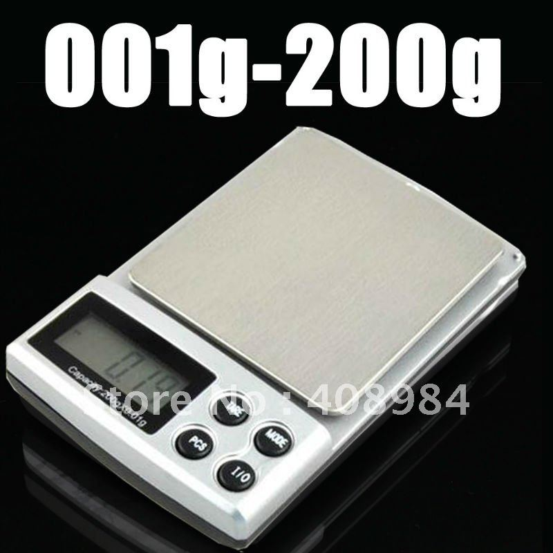free shipping 0.1g 500g Gram Digital Electronic Balance Weight Scale factory price