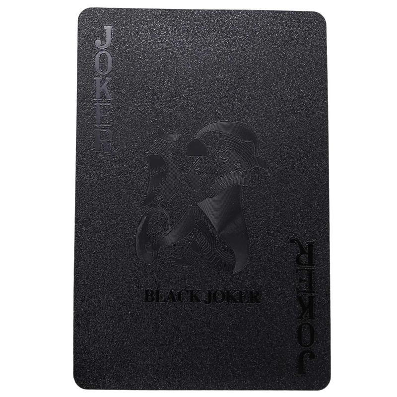 2020 NEWPoker Embossed Game Collection Playing Cards Set