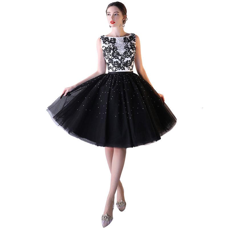 J strass noir broderie perlage courte robe de bal robes robe médiévale femmes vintage vêtements princesse Victoria Renaissance robe