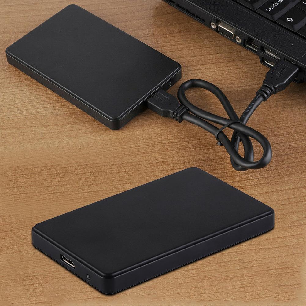 USB 3.0 ad alta velocità SSD Carte esterno portatile ABS Memoria Disco Driver gioco di caso Accessori durevole 2TB HDD da 2.5 pollici PC desktop
