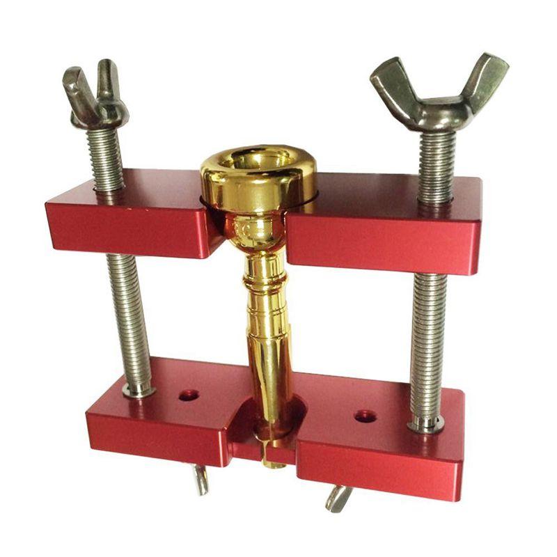 Bocal Trompete Extrator Ferramenta Bocal Remover 3.94x 4,33 Latão Acessórios Peças Acessórios Peças polegadas Red