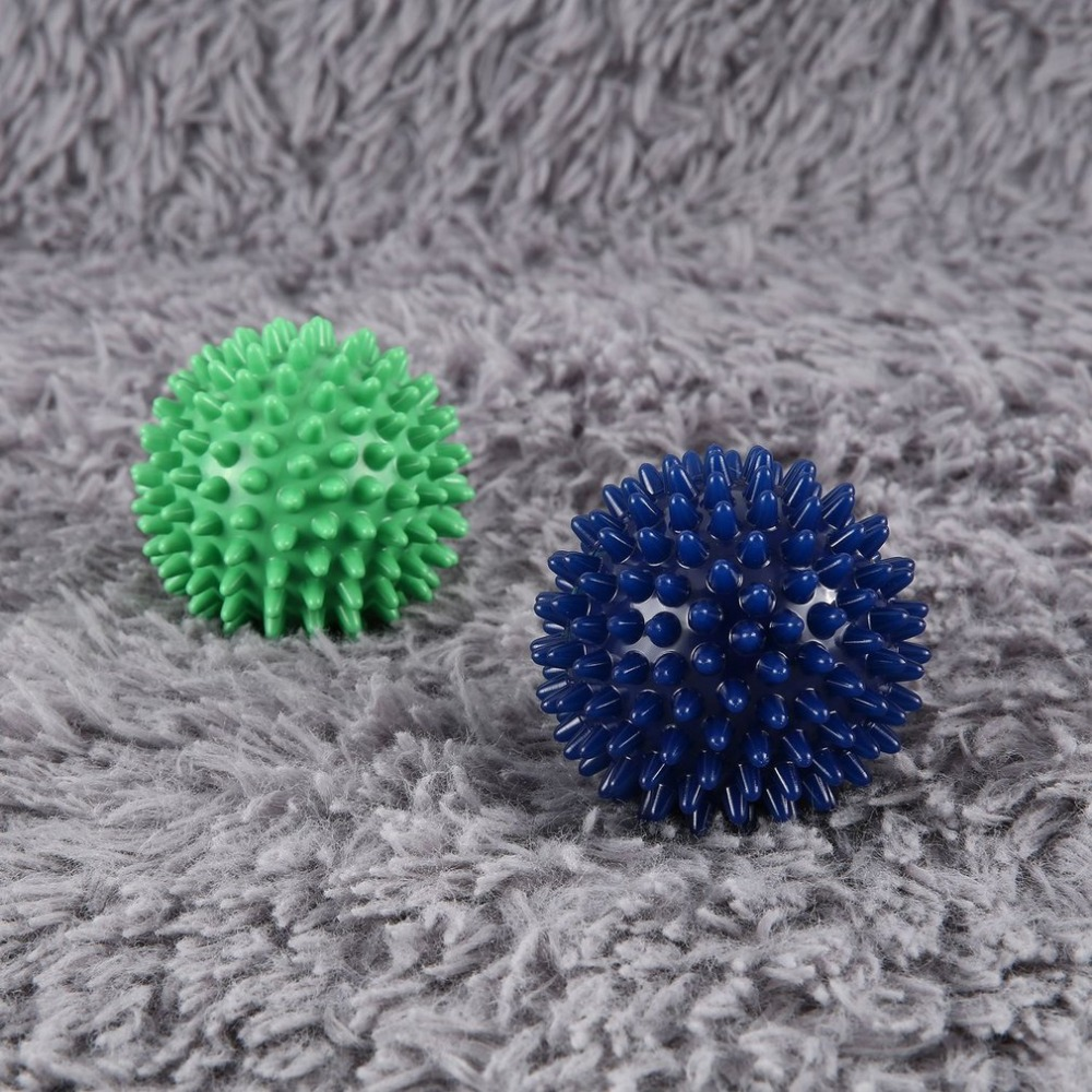 Durable Equipments Fitness Supplies PVC Spiky Massage Ball Trigger Point Sport Fitness Hand Foot Pain Relief