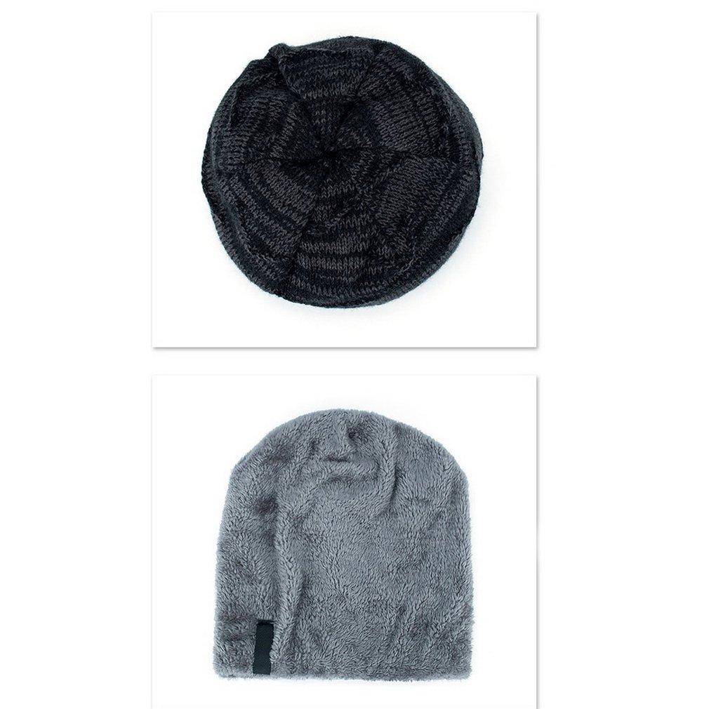 Pile e caldo Ab garza Hook Per Caps Mens Sport Headwears Athletic esterna ACC protezione del Knit copertura Cappello Beanie caldi all'aperto Spo