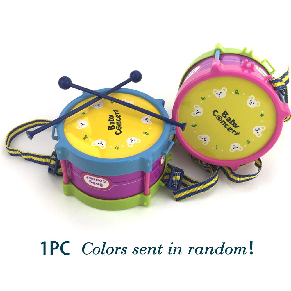 Nouveau tambour Instruments de musique bébé hochets Bells Clochettes enfants d'apprentissage Jouets éducatifs Rattle Cadeau de Noël Autres Percu Percussions