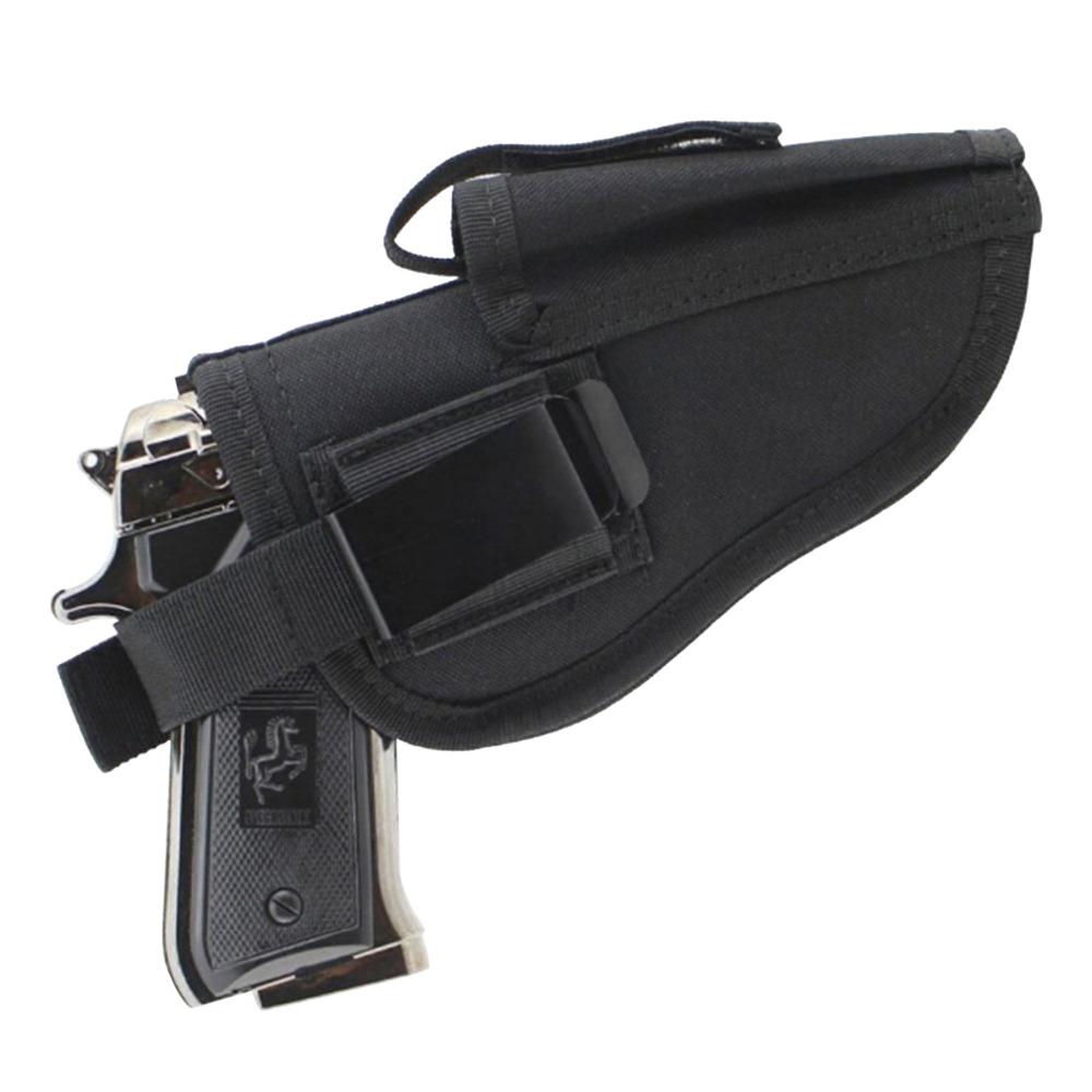 مسدس حزام مسدس الحافظة التكتيكي الخصر بندقية الحافظة اليد بندقية حامل الحقيبة أمان رياضي رياضي في الهواء الطلق جنسين