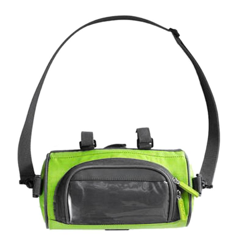 Extérieur Vélo Guidon Ba Accessoires Vélo Cyclingg VTT Presse écran téléphone portable Head Bag Outdoor 5L multifonctions Portab