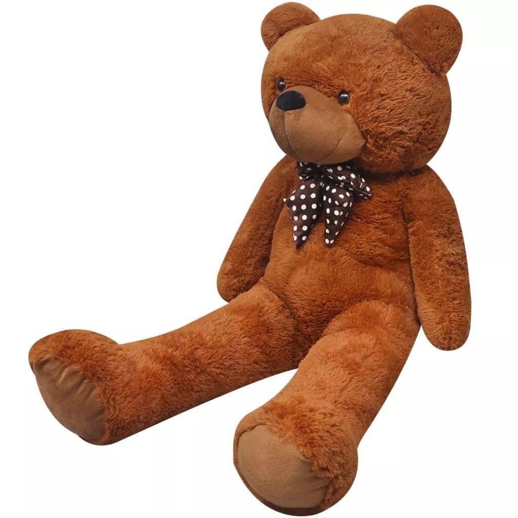 XXL Soft Puppets Stuffed Animals & teddy bear Brown 100 cm XXL Soft plush Puppets Stuffed Animals & Plush teddy bear Brown 100 cm