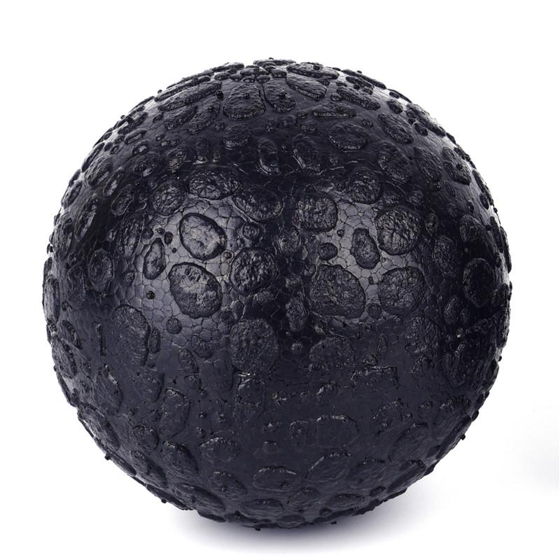 1Pcs High Density-Massage-Kugel Leichte Trainingsball 10cm Fitnessgeräte Fitness Zubehör für Myofascial Freigabe Deep Tissue-Therapie