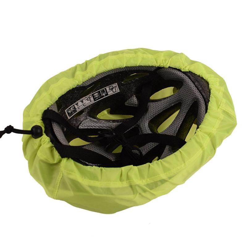 HOTReflective велосипед велосипедный шлем защитный механизм Велоспорт крышка высокой видимости водонепроницаемый велосипедный шлем дождевик Mtb дорожный велосипед ездить G