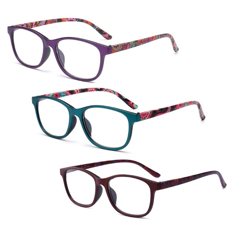 Blumen Lesebrille Presbyopie Sonstige Modeaccessoires Brillen 10 15 20 25 30 35 40 Dioptrien
