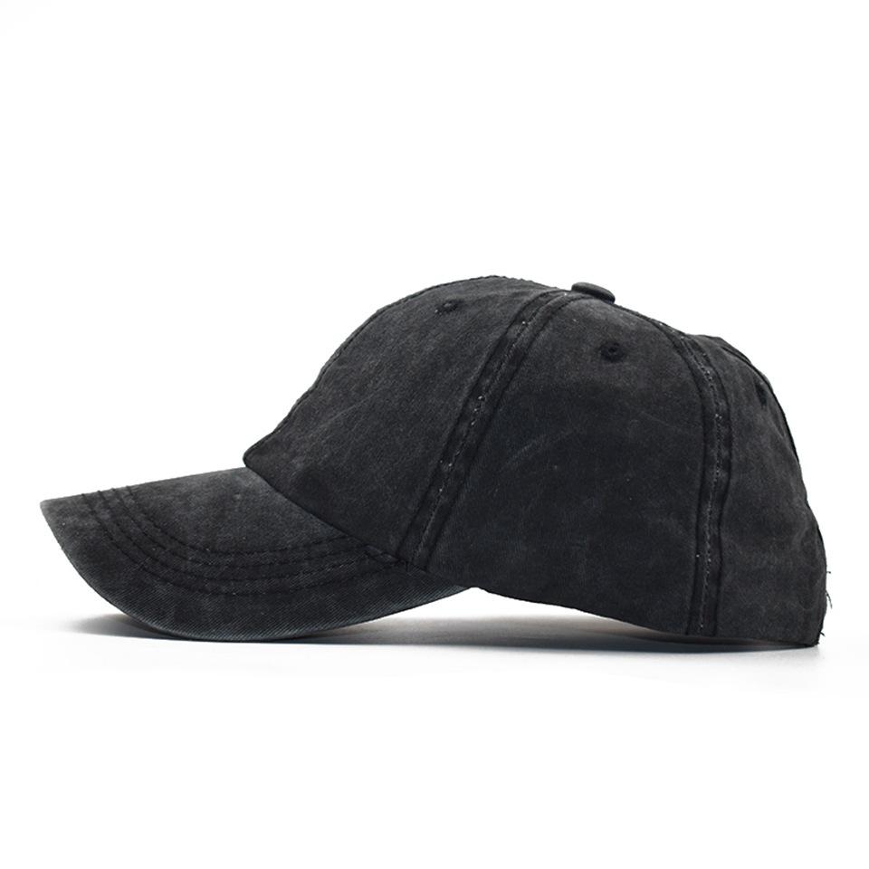 Großhandelsfrühlings- Cotton Baseball Ponytail Hysteresen-Hut-Sommer-Kappen Hip Hop gepaßte Kappe Hüte für Männer Frauen Hut-Kappen-Hüte, Schals Handschuhe M