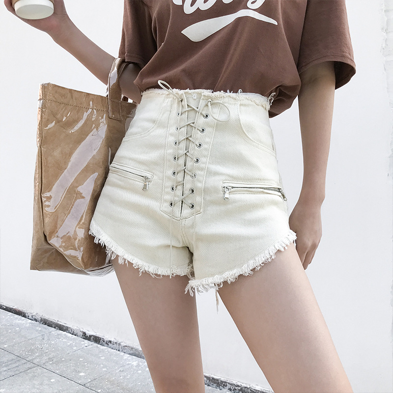 2020 nouvelle automne vêtements d'hiver des femmes de confort sauvage mince casual nouvelle automne 2020 Femmes Shorts Vêtements pour femmes et hiver femme T sauvage