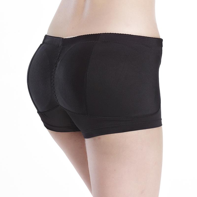 Slip Butt Lifter Sous-vêtements Sous-vêtements de femmes Shaper Panties femmes Faux Ass push-up rembourré contrôle Culotte Femme Sous-vêtements sans couture Butt E