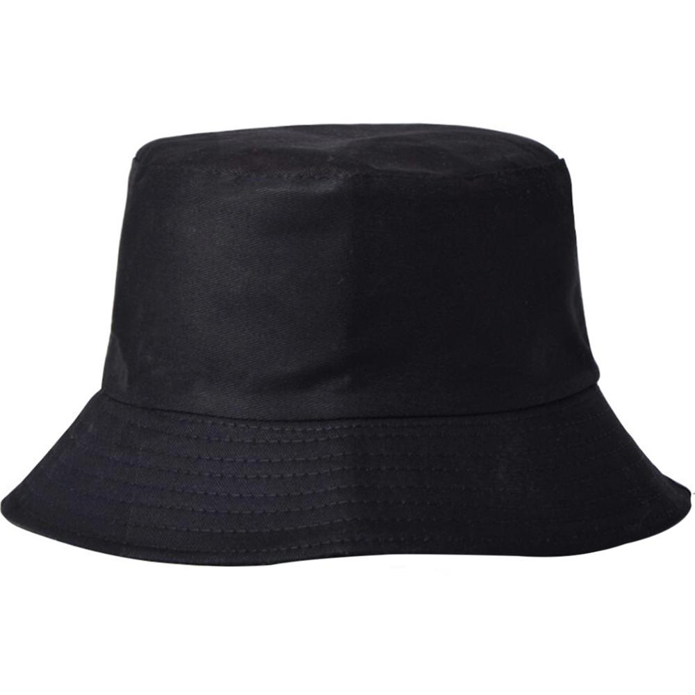 Novas rã triste Imprimir Panamá Bucket Mulheres Homens brancos pretos de Hip Hop Hats Caps chapéus, lenços luvas Bob Bucket Cap Harajuku Cotton Fisherman G