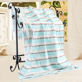 Cotton 70140cm Baby Blanket Muslin Swaddle Wraps Cotton Bamboo children Boys Girls Soft Coral Bedding Sets Nursery Bedding Blanket