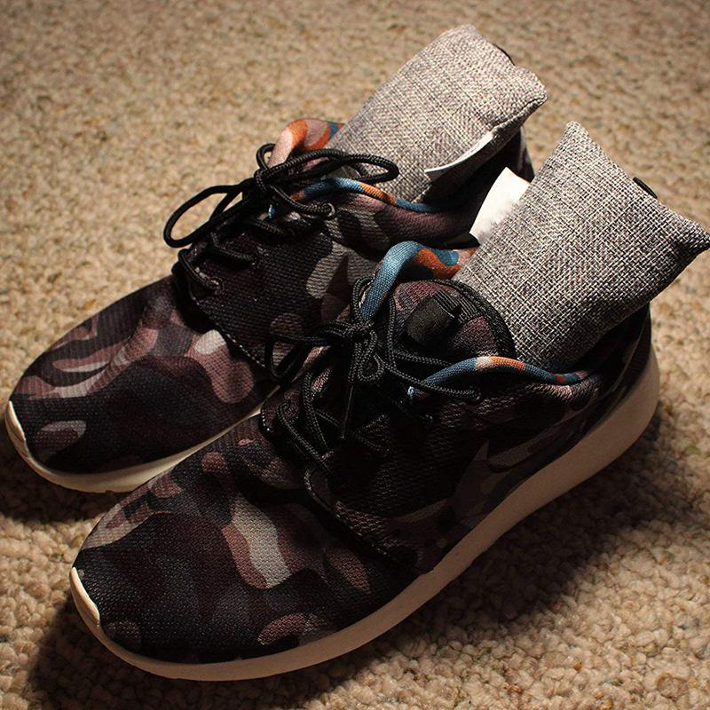 12 Packs Chaque sacs Mini charbon de bambou naturel Purificateur d'air Autres Entretien ménager Organisation Entretien ménager Organisation, chaussures Désodorisant