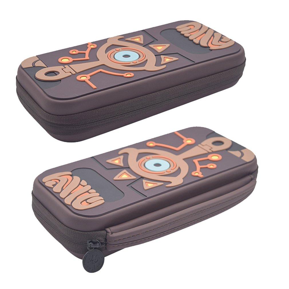 Carry Case Accessoires Sac de rangement pour les cas Nintendos, Housses Sacs Accessoires de jeux Commutateur de cas Voyage portable pour Nitendo Commutateur Consol