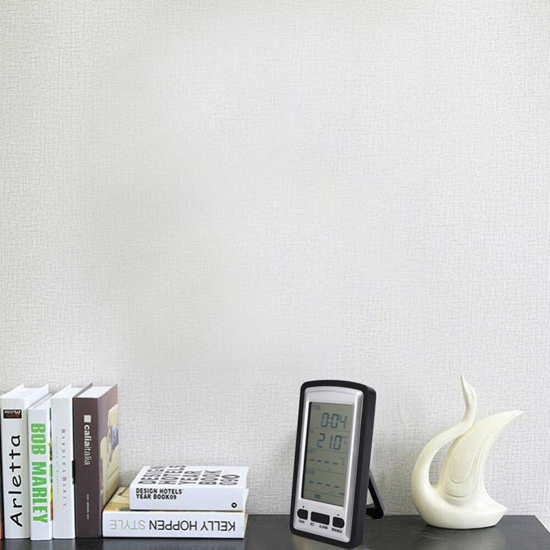 Medidor sem fio calibre estação do tempo Recorder Temperatura IndoorOutdoor Escalada Caminhadas Camping Wireless Rain Medidor de Chuva Medidores Tempo