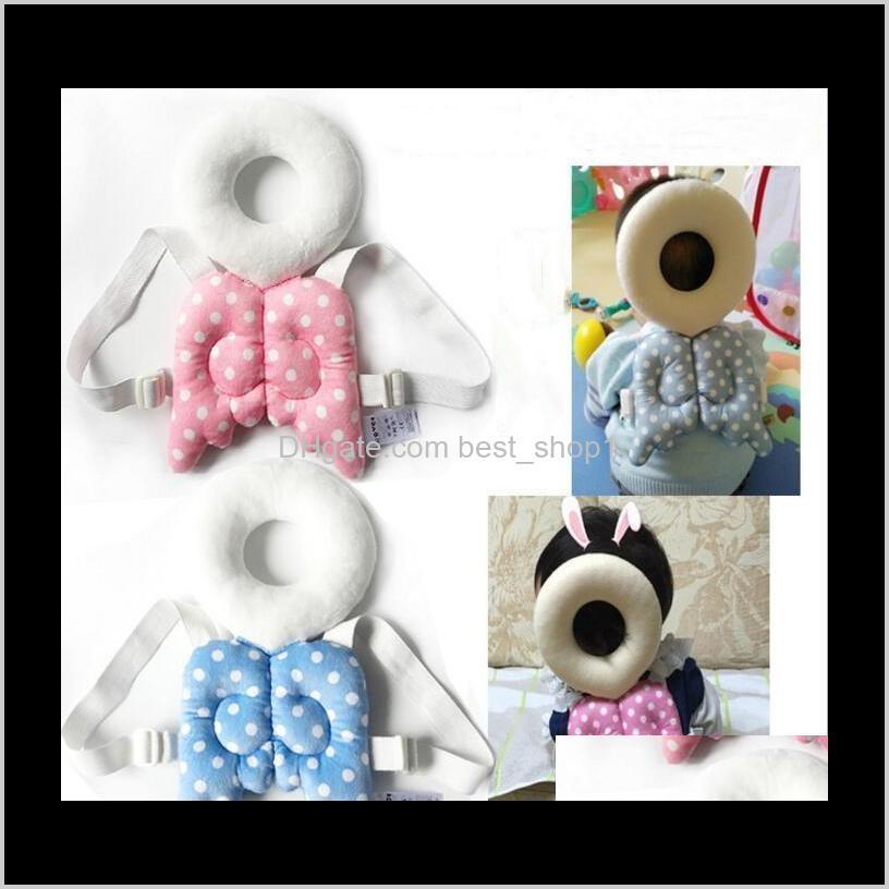 baby head protect pillow soft recovery pillow toddler protection head shoulder backpack pillow head protection wing pad children gifts