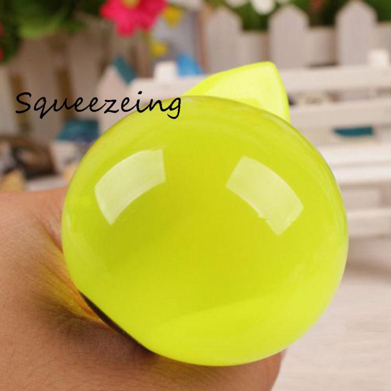 Anti-stress Decompression Splat Ball Vent Toy Smash Various Styles Pig Toys