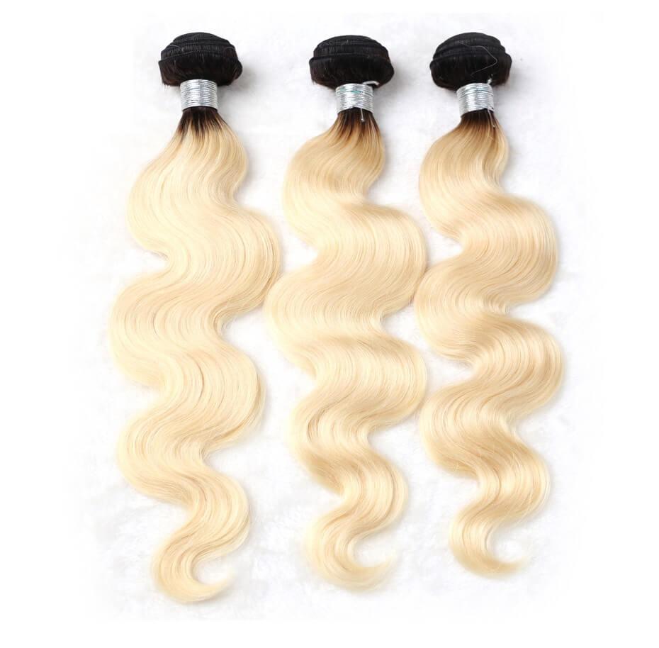 Hair bundles weave 1B Brazilian Body Wave 8-28inch 3 bundles virgin human hair bundle extensions thick soft seller factory