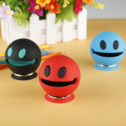new Portable active speaker mini subwoofer wireless decompression bluetooth speaker as christmas promotion gift for child and adult