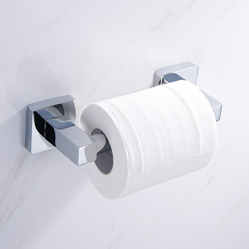 Retractable Adjustable SUS 304 Stainless Steel Toilet Paper Holder Toilet Roll Holder WC Paper Holder Bathroom Accessories