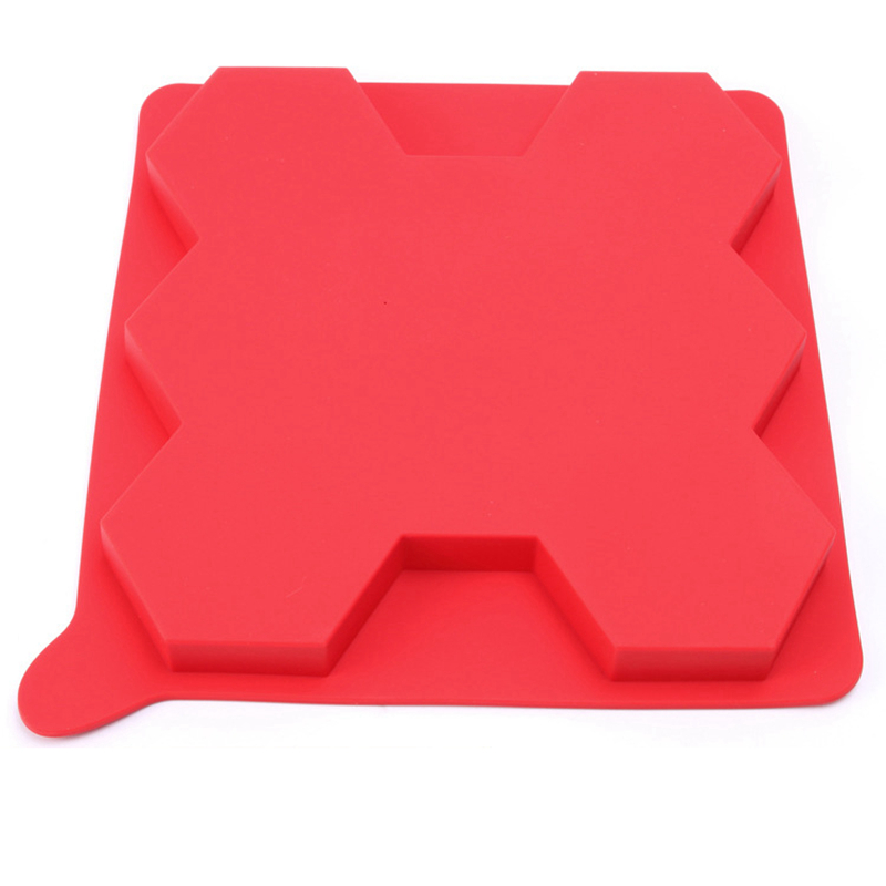 Hamburger Press Mold Silicone Baking Mold DIY Burger Meat Shape Maker Barbecue Baking Moulds Household Kitchen Cooking Tool YFA268