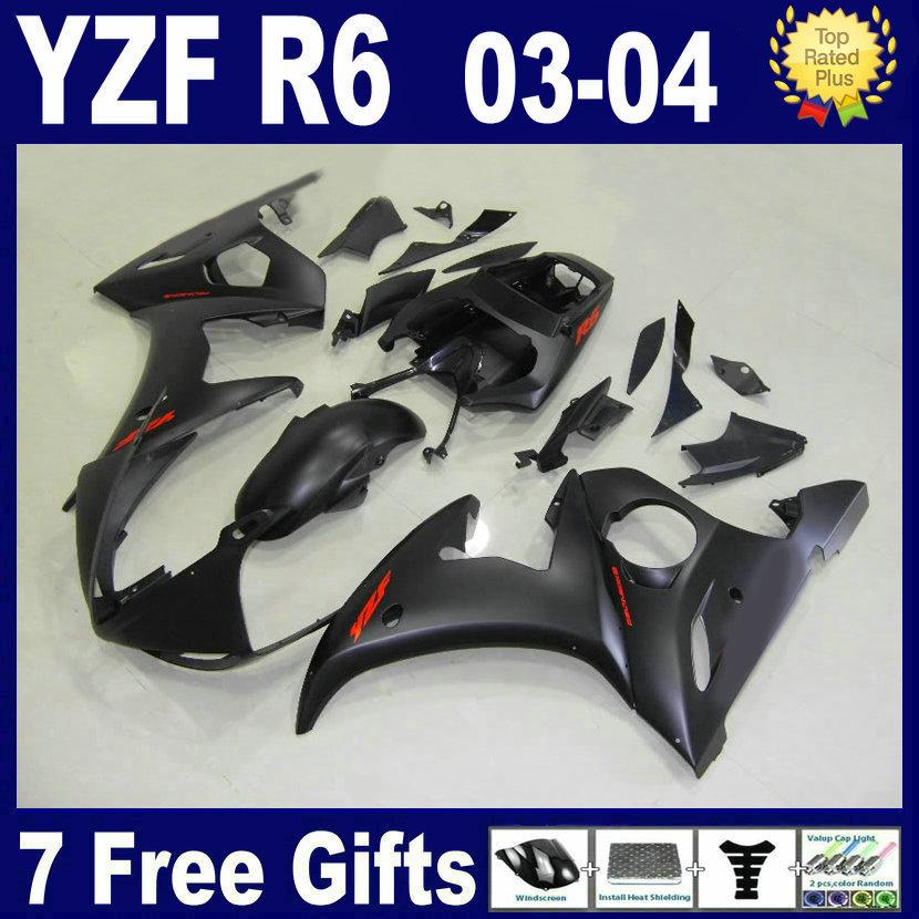 /07 06/ YZF R6 Carena parti posteriore parte superiore F