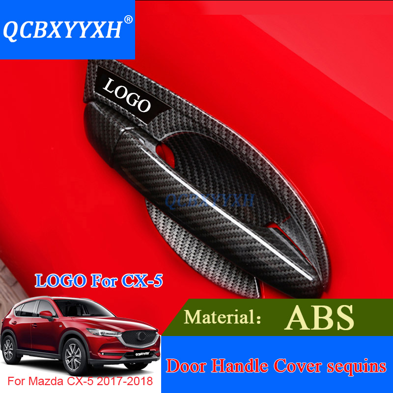 cover maniglie in abs cromo Mazda CX 5