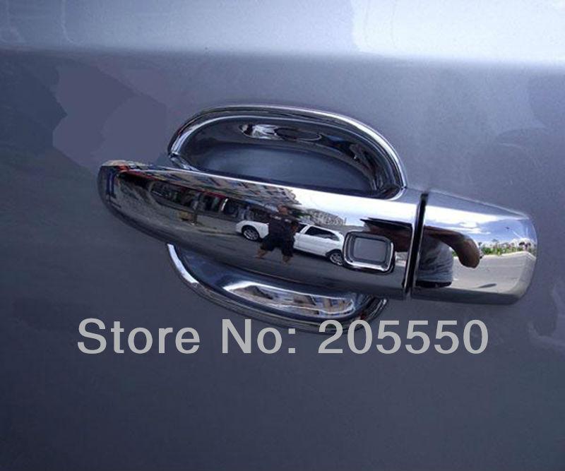 For 2011 2012 2013 KIA Optima Chrome Door Handle Bowls