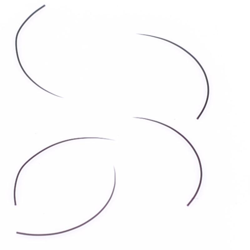Factory sales 0.12mm C curl Mix Flat Eyelash Extension Light Lashes Individual Eyelashes Black tray lash