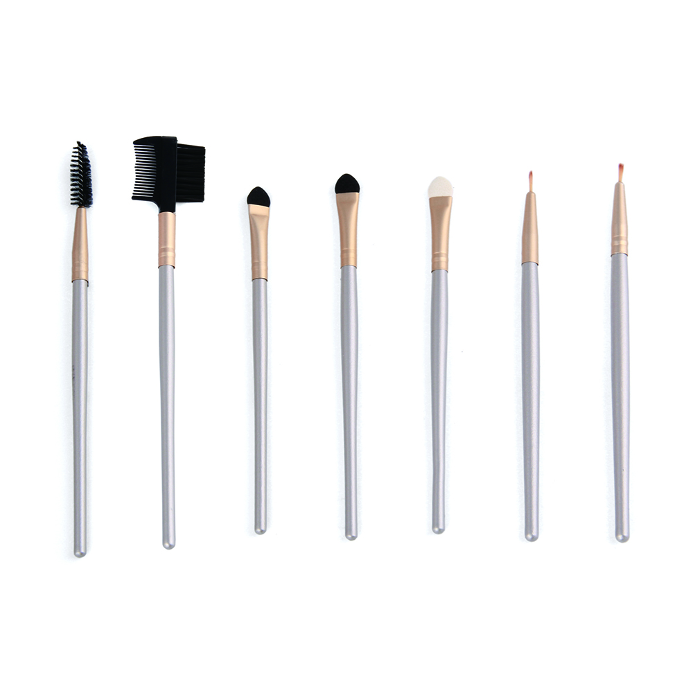 Professional Soft Champagne 32pcs Makeup Brushes Set Beauty Cosmetic Real Make Up Tools Eyeshadow Blush Set With Brush Bag (11)