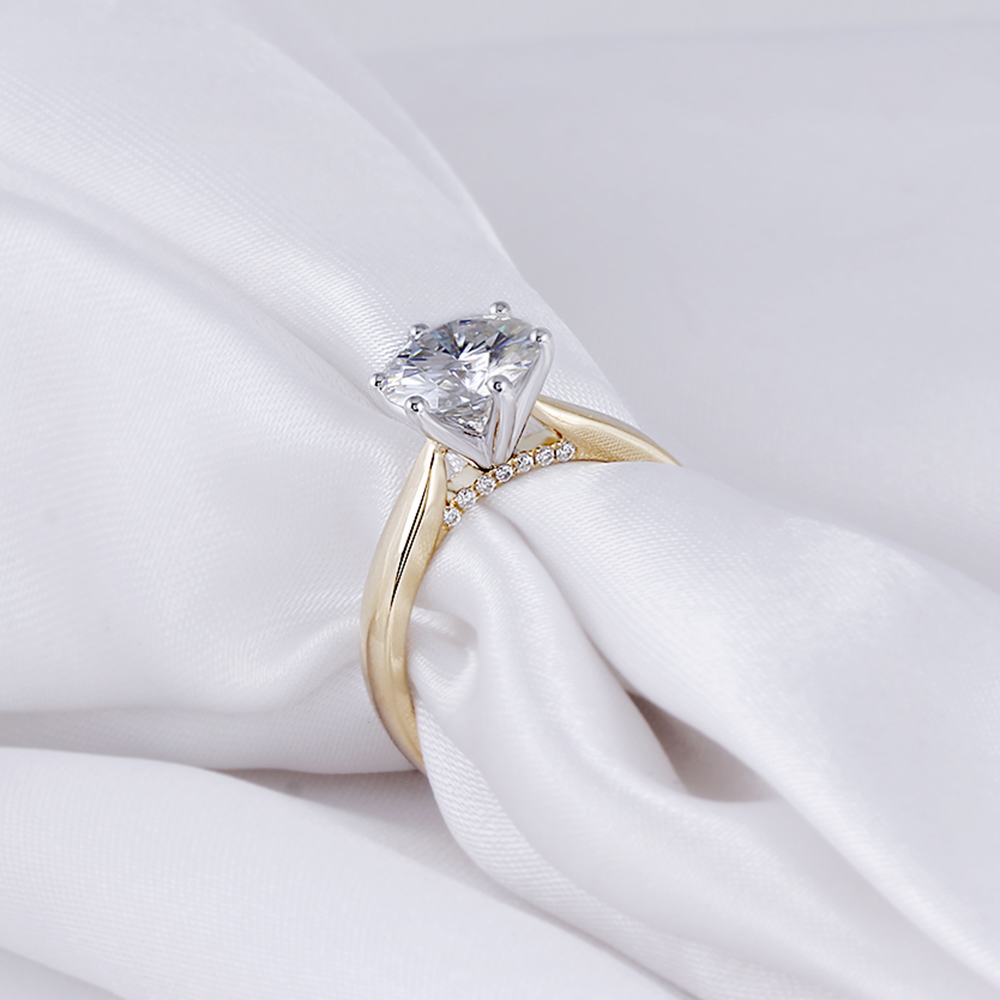 moissanite engagement ring (8)