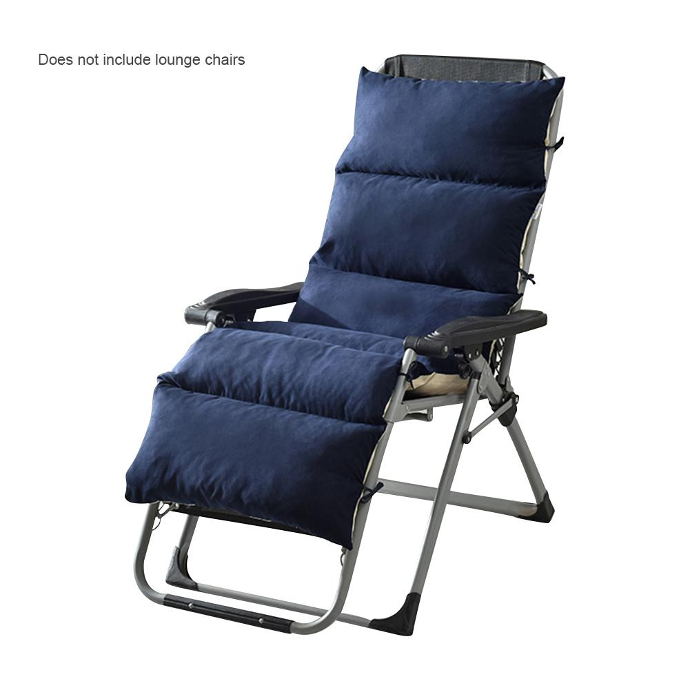 Foldable Lightweight Warm Comfortable Recliner Rocking Chair Cushion Pillow Pad