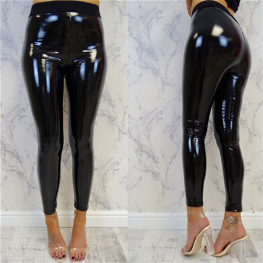 PU Leather Leggings Women (7)