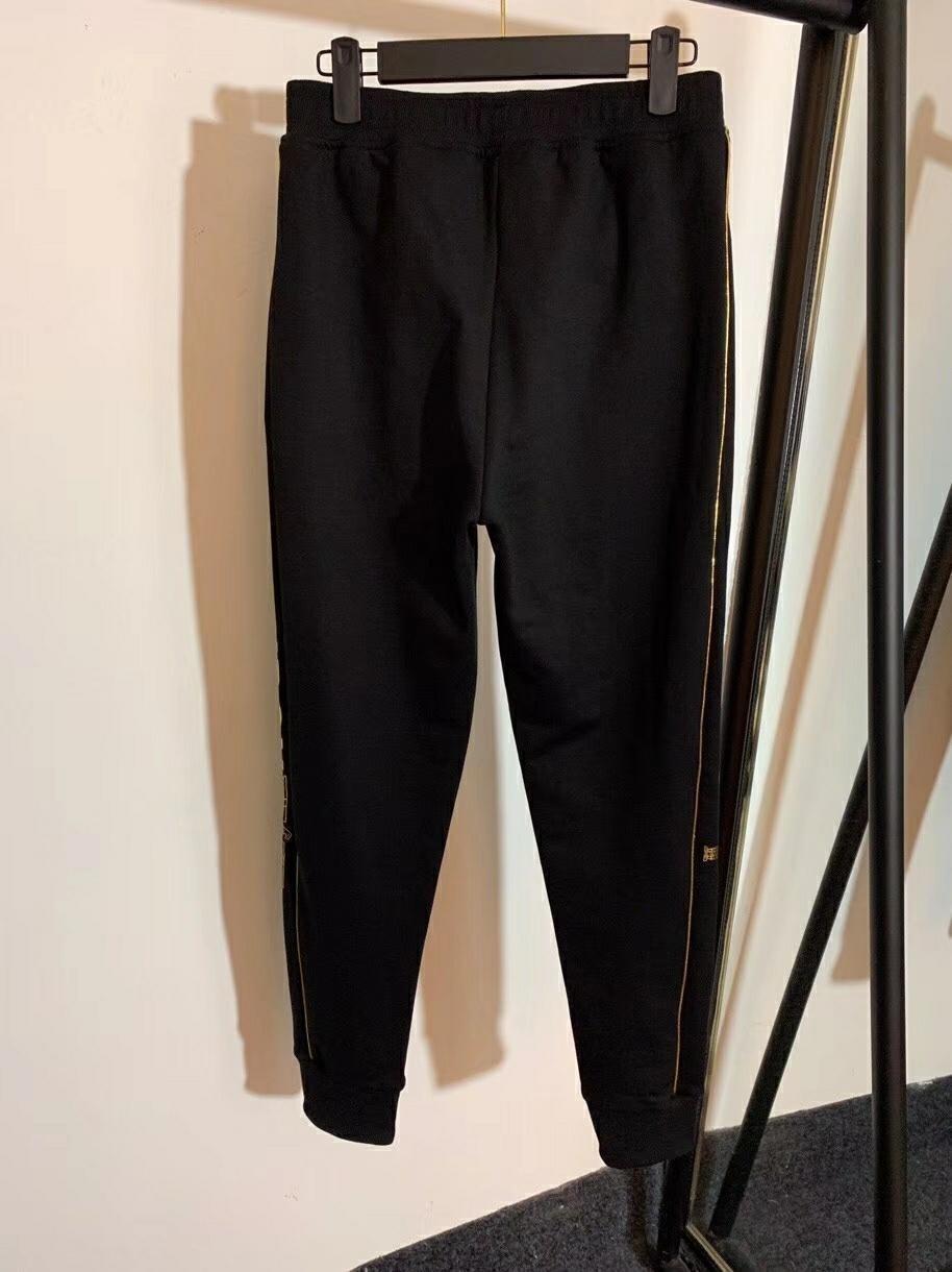 Mulheres roupas de duas peças Agasalho Nova carta de impressão de manga comprida moletom com capuz camisola camisola calças de cintura elástica terno roupas femininas 16-38