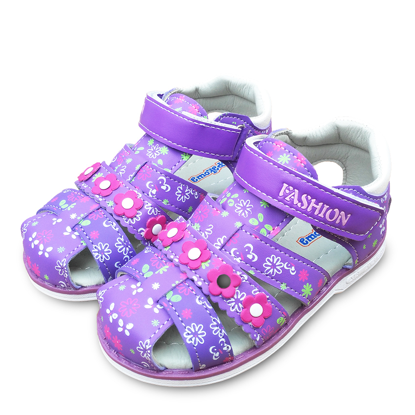 New Children Girl Leather Orthopedic Shoes, Kids Fashion Sandals,new Design Shoes Y19051303