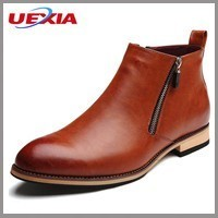 Cow-Split-Leather-Boots-Men-Shoes-Footwear-High-Quality-Zipper-Party-Business-Oxfords-Formal-Dress-Autumn