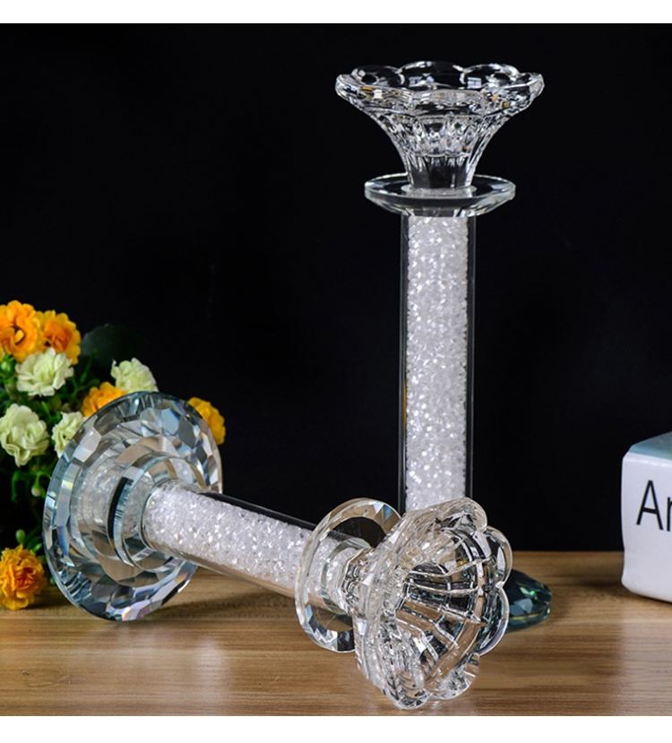 crystal candle holder 03