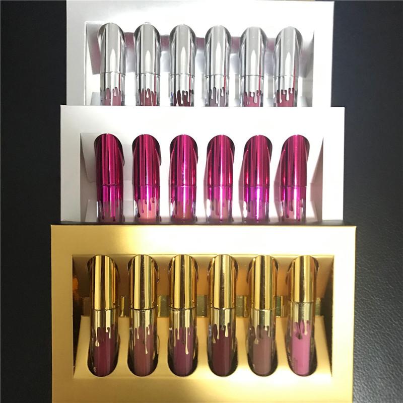 Kylie Birthday Edition Matte Lipstick Online Shopping