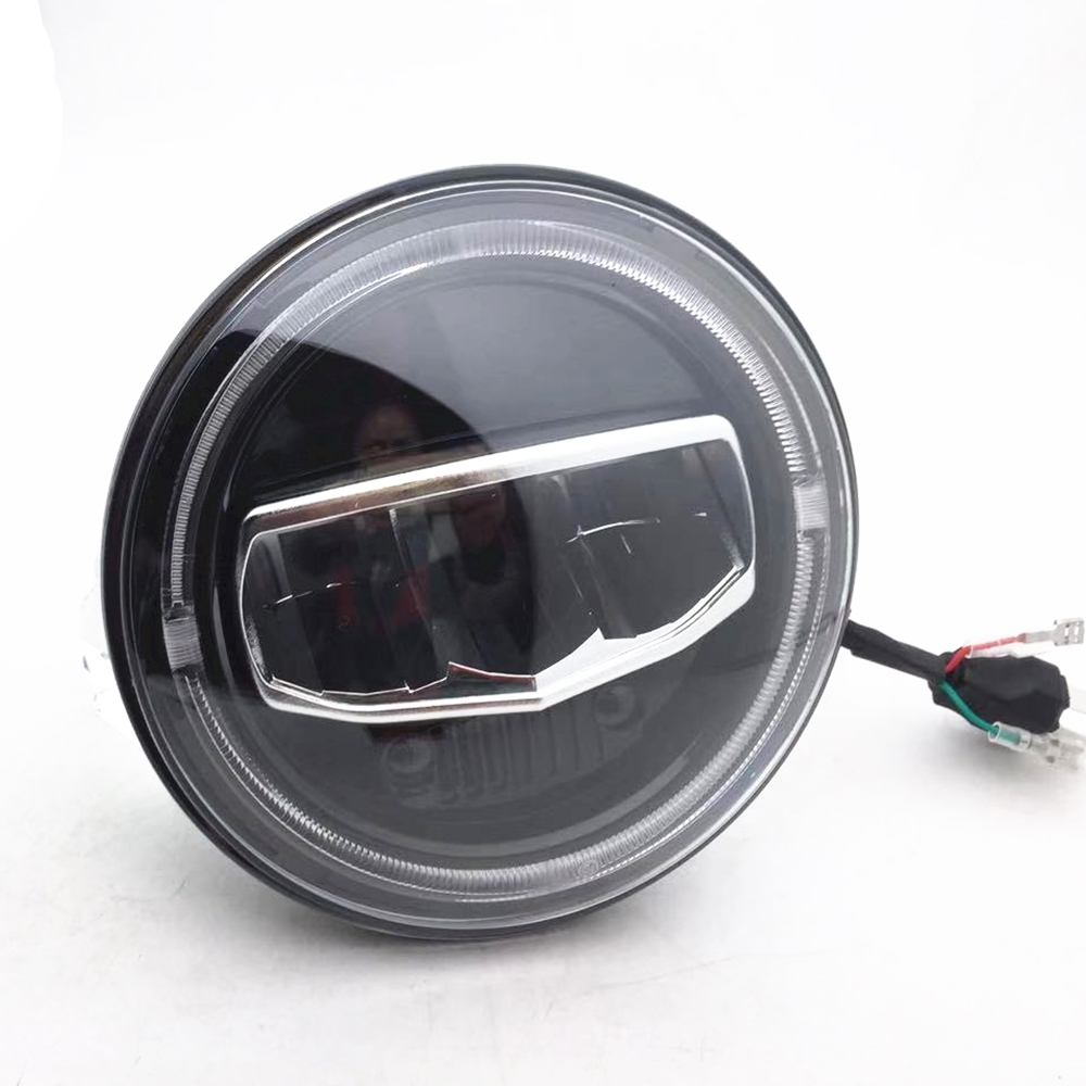 1-7 inch headlight