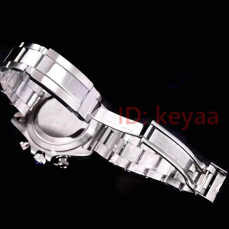 Ceramic Black Top Mens designer Mechanical Stainless Steel Luxury 2813 Automatic Movement Men's Watch Sports Self-wind Watches Wristwatch